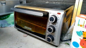 4pcs toaster oven