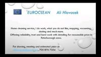 EUROCLEAN - Home and small offices cleaning