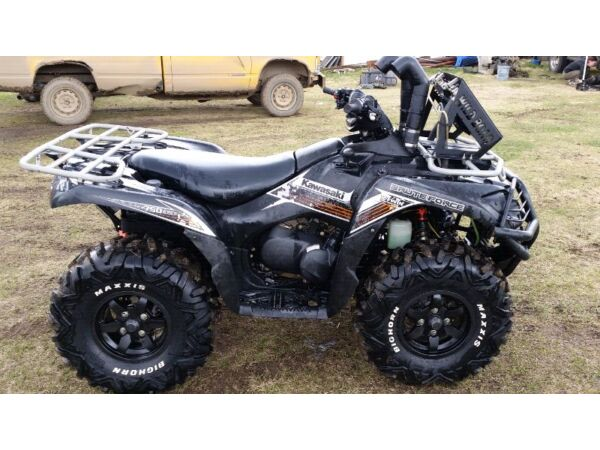 Used 2012 Kawasaki Brute force 750i 4x4 eps