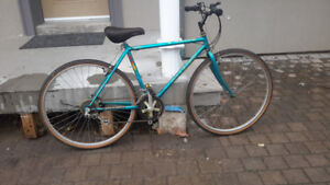 Vintage raleigh SPRITE canadian bike with shimano SIS
