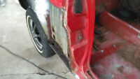 Welder needed for Classic Mustang project