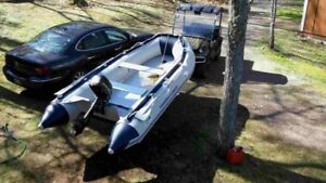 1 Year Old 12 ft Boat in Perfect Shape $1000