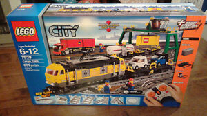 LEGO 7939 Cargo Train - New In Sealed Box (RETIRED)