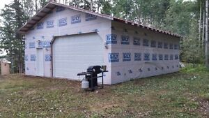 Lakeshore Property with Outbuildings Prince George British Columbia image 3