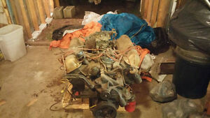 \engine with automatic Transmission attached London Ontario image 1