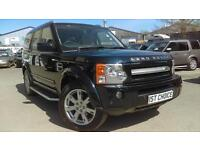 2008 LAND ROVER DISCOVERY 3 TDV6 HSE FACELIFT D3 WITH NEW LED D4 REAR L