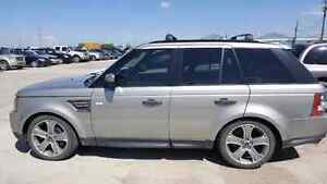 2011 range rover sport supercharged with new engine