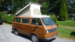1982 Volkswagen Bus/Vanagon Fourgonnette, fourgon