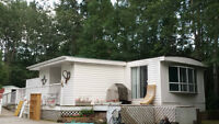 Newly Renovated Mobile Home on 3.8 Acre 15 Mins from Stony Plain