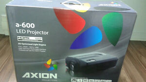 AXION  A-600 HD LED  Projector