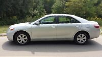 2007 Toyota Camry in marvelous condition e-tested and certified