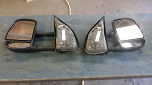 OEM Ford mirrors set of 2