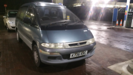 Automatic 8 seater Toyota estima diesel great condition px welcome