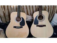 x2 Guitars