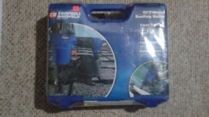 """Campbell Hausfield Air Roofing Nailer & 7200 1-1/4"""" x .120 Nails"""