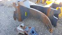 ZX120 RIPPER TOOTH WITH WELDCO BEALS QUICK ATTACH 250-573-5733