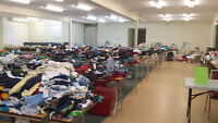 HUGE Children's Clothing and TOY Consignment SALE!!