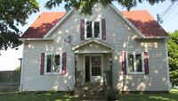 Large 3 bedroom 1.5 Bath House Shediac: One Month Free*