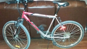 "18 Speed Supercycle Mountain bike Pkg.""Great Deal"""