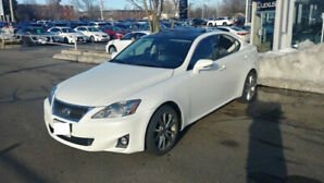 2011 Lexus IS 250 AWD premium Sedan