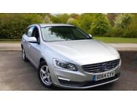 2014 Volvo V60 D4 (181) Business Edition with Manual Diesel Estate