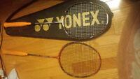 Yonex Voltric 80 + Victor JJS