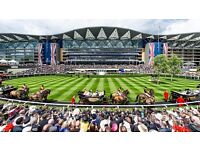 Ascot Tickets - Queen Anne Enclosure
