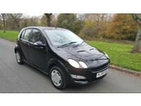 Smart forfour 1.1 Black Edition 70,000 MILES, 12 MONTHS MOT