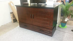 Canadian Made.Solid Wood. Better than a Murphy Bed! Easy to Open