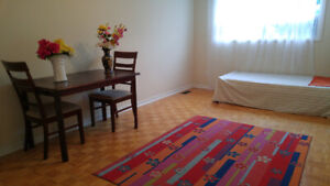 Main floor large furnished room rent $700/month (MALE ONLY)