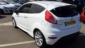 2014 Ford Fiesta 1.0 EcoBoost 125 Zetec S 3dr Manual Petrol Hatchback