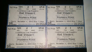 Rod Stewart and Cyndi Lauper Nov 1 Prospera Place