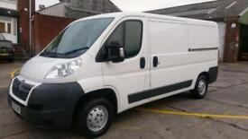 2013 63 CITROEN RELAY 2.2 35 L2H1 HDI 1D 129 BHP MWB 1 OWNER F/S/H 2 KEYS LOW M