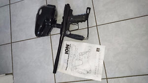 Smarts parts ion paintball marker and hopper
