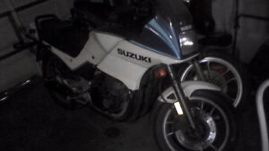 1983 Suzuki GS550ES