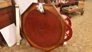 crokinole board with buttons 54.00