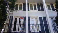 CAULKING AROUND DOORS & WINDOWS (613-316-5772