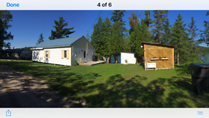 Waterfront cottage chalet-Open house Sat March 18 1 to 5 p.m.