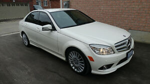 2010 Mercedes-Benz C-Class C250 Sedan
