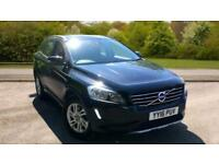 2016 Volvo XC60 D4 (190) SE with Rear Park Ass Manual Diesel Estate