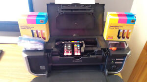 CLI-8 INK 2 boxes of 3 color ink cartridges $50.00 negotiable