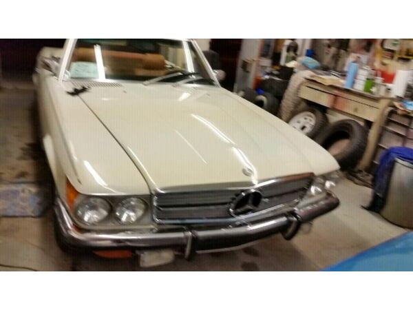 Used 1972 Mercedes-Benz SL-Class