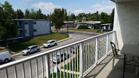 One bedroom apartment across from Foothills Hospital and U of C