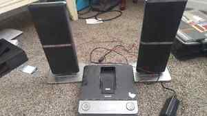 Philips Docking Entertainment System DC177