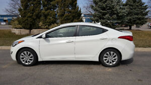 2012 Hyundai Elantra, good in gas car - great shape AS IS