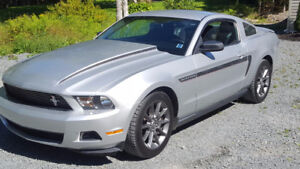 2012 Ford Mustang Coupe Only 47600 KM - Priced for Quick Sale