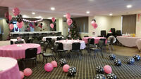 PARTY DECORATIONS! Birthday party, Minnie Mouse party!