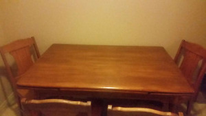 Dining or Kitchen table