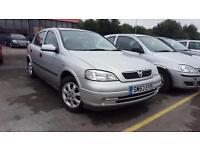 2003 Vauxhall Astra 16 Petrol + LPG
