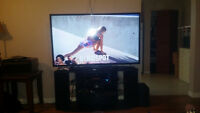"60"" Samsung LED 1080p HDTV with Stand"